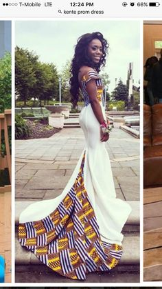 My girl Barbie absolutely SLAYYEDDD! Africans killin it this year Sishweshwe Dresses, African Prom Dresses, African Fashion Dresses, African Attire, African Wear, African Women, African Dress, African Style, South African Wedding Dress