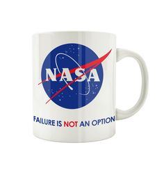 Mug NASA Officiel - Failure is not an option Punch Man, Micro Onde, Officiel, The 100, Boutique, Mugs, Drinks, Licence, Tableware