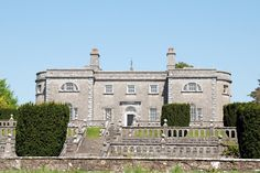 Belvedere estate today is a very important example of cultural built heritage that has been transformed into a tourism asset of national importance for the region Garden Park, House Front, Tourism, Places To Visit, Castle, Home And Garden, Mansions, House Styles, Turismo