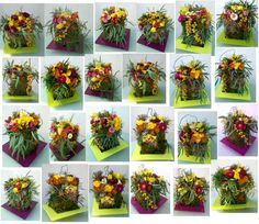 cours stage art floral
