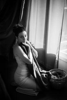 #girl #portrait #black/white