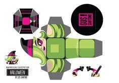 Pour Halloween, le prolifique Gus Santome nous fait un superbe cadeau ! Car ce n'est pas 1 mais 6 paper toys thématiques qui sont proposés : Frankenstein, une sorcière, un squelette, une citrouille, un fantôme et une femme-loup. Bref, laLire la suiteHalloween Papertoys de Gus Santome