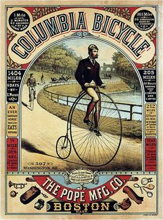 Columbia Bycicle
