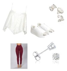 """""""Lørdag"""" by sara-rasmussen-i on Polyvore featuring Pinko, Amanda Rose Collection and Topshop"""