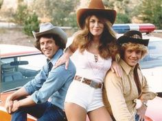 1980's tv- The Dukes of Hazzard.