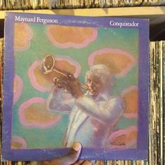 Maynard Ferguson - Conquistador  Quebec's Very Own Maynard Ferguson 41st studio release on Columbia Records. Man of many styles trumpeter Maynard Ferguson 1977 production Conquistador is the most popular release from the big band man receiving gold status and a grammy nod for the theme to Rocky. If you dig the big band sound Maynard your guy! Maynard always been a bandleader to me versus a solo artist. When I listen to his compositions and piece selection its night and day from other…