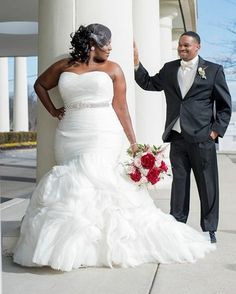 Plus Size Bridal Garment