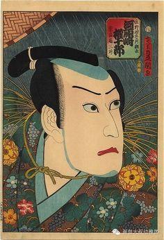 Japanese ukiyoe
