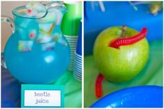 Bug party ideas @jamie deyoung