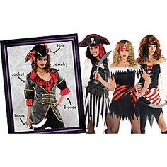 Pirate Mix & Match