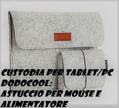 UNIVERSO NOKIA: Custodia tablet/PC astuccio per mouse e alimentato...