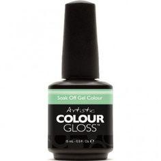 Artistic Colour Gloss Soak-Off Gel Colour - CHARMING