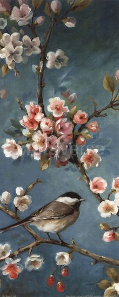 Blossom III Fine-Art Print by Lisa Audit at CoffeeDecor.com