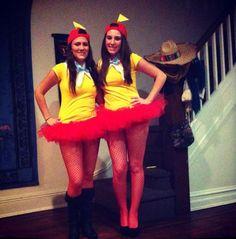 Group Costumes | Tweedle Dee & Tweedle Dum... perfexct big/little costume idea
