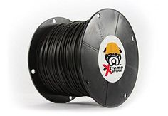 Electric Dog Fence Extreme Wire (1500 Feet) for a DIY Inground Dog Fence or DIY Above Ground Dog Fence - Can Also Be Used with Existing Electric Pet Fence Systems as a Wire Upgrade