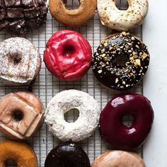 Foto fanpage Blue Star Donut