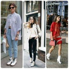 7-moduri-de-a-purta-ghetele-in-aceasta-toamna_e Celebrities, Fashion, Moda, Celebs, Fashion Styles, Fashion Illustrations, Celebrity, Famous People