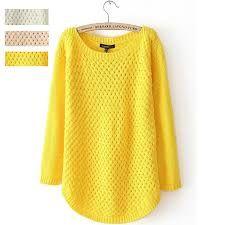 Resultado de imagen para sweater crochet mujer