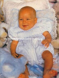 Andrea Casiraghi as a baby at 12 day sold dress like brewyn best friend and Samuel Andrea Casiraghi, Caroline Von Monaco, Andrea Prince, Prince Rainier, Princess Stephanie, Prince Albert, Album Photo, Baby Sister, Grace Kelly
