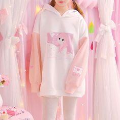 Harajuku Mode, Harajuku Fashion, Kawaii Fashion, Lolita Fashion, Cute Fashion, Cute Casual Outfits, Pretty Outfits, Girl Outfits, Fashion Outfits