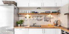 scandinavian style kitchen - Hľadať Googlom