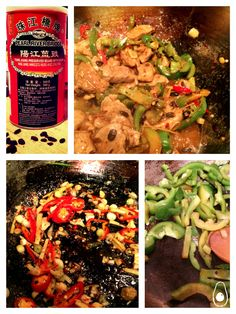Pork and Black Bean Stirfry || Madavocado.com Delicious stirfry, really quick to prepare during the weak. Ditch the takeaway!