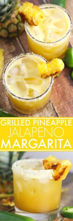 Grilled Pineapple Ja