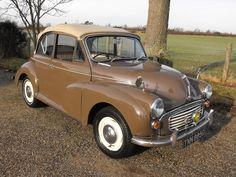 """a real British classic - Morris Minor convertable"""
