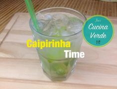 Caipirinha Cocktail - Rezept von Joes Cucina Verde Caipirinha Cocktail, Cocktails, Soap, Desserts, Orange Smoothie, Party Drinks, Food Portions, Craft Cocktails, Tailgate Desserts