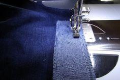 Zelf je perfecte spijkerbroek maken 1 » BERNINA Blog Denim Crafts, Sewing Hacks, Sewing Tips, Diy And Crafts, Clothes, Blog, Projects, Beauty, Fashion