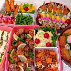運動会弁当 | ☆さおりん☆さんのお料理