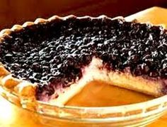 Blueberry Pie :This blueberry pie is inspired by Alissa Cohen's blueberry pie recipe and it's a family favorite at my house. At one of my food demonstration seminars, this was the dessert that had everyone vying for a bigger slice! Ricotta Pie, Ricotta Cheesecake, Cheesecake Tarts, Blueberry Pie Recipes, Blueberry Topping, Chef Work, Pie Crust Recipes, I Foods, Great Recipes