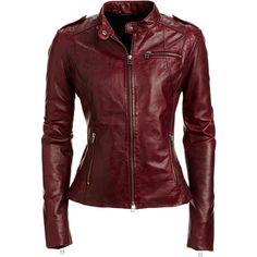 Danier : women : jackets & blazers : |leather women jackets & blazers 104020172| (165 CAD) found on Polyvore