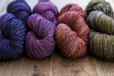Sweet Merino Lite - Dyed to Order (ships late March 2018)