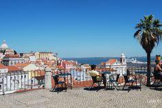 Miradouro das Portas do Sol, Lisboa