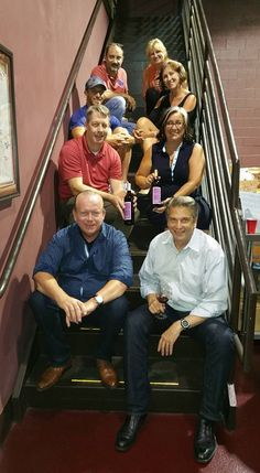 The Janssen pharmaceuticals winemaking team at Grape Finale Hands-On Winery. Cabernet Sauvignon, Team Building, Hands, Wine
