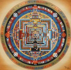 Kalachakra - Mandala Meditation