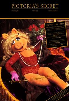 Miss Piggy - Pigtoria's Secret