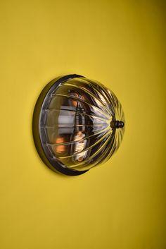 The Grafton flush fitting wall light by Fritz Fryer Bathroom Wall Lights, Bathroom Lighting, Ceiling Pendant, Pendant Lighting, Commercial Lighting, Globe Pendant, Bespoke Design, How To Make Light, Glass Globe
