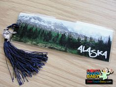 #Alaska #bookmarks