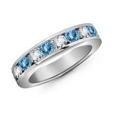 Round Diamond and Aquamarine Half Eternity Ring in Platinum Quality Heirloom Angara,http://www.amazon.com/dp/B00DJ4ZTE6/ref=cm_sw_r_pi_dp_b5eYsb0P7KXFDJ98