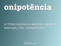 onipotência