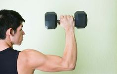 The Insanely Tough 10-Pound Dumbbell Workout Who says iron has to be heavy to get a good workout?