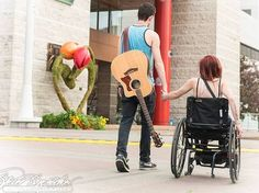 Things I love v 41 #wheelchair #love.  See it. Believe it. Watch thousands of SCI videos at SPINALpedia.com