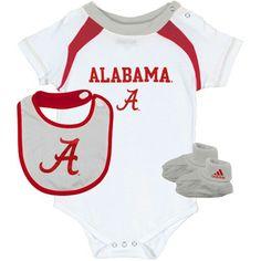 Infant Alabama Crimson Roll Tide