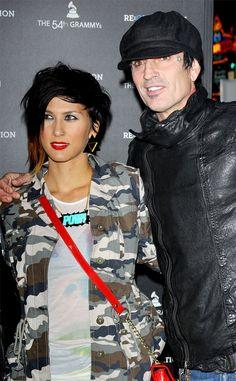 tommy lee girlfriend sash - Google Search