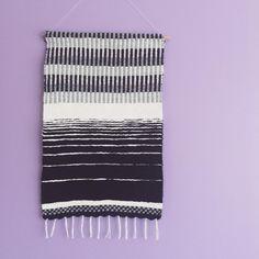 New new new  #weaving #wool #weaveweird #yarn #tkanie #gobelin #craft #tapestry