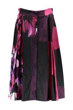 Gonna Donna Liu Jo (BO-P65159 T1530 Z9526) colore Multicolor