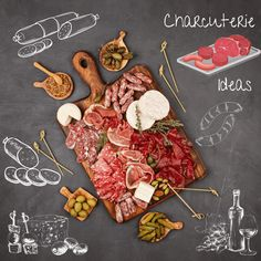 Charcuterie Boards – the solution to easy entertaining – we tell you more and show you how to… What is Charcuterie Charcuterie is a term used for the preparation of meat products, such as: ham bacon salami sausage pâtés terrines and confit… It is mostly a combination of pork meat products, however, nowadays they do […] The post Charcuterie Boards – How to Entertain Easily appeared first on TRAVEL AND HOME®.