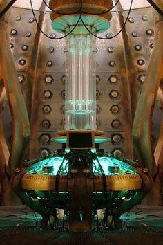 10's TARDIS interior iPhone wallpaper